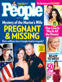 Mystery of the Marine's Wife