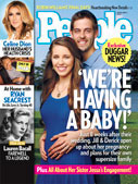 Jill Duggar: 'We're Having a Baby!'