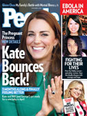 Kate Bounces Back!
