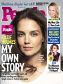 Katie Holmes: My Own Story