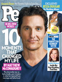 Matthew McConaughey: In His O