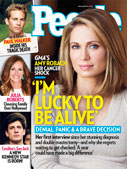 Amy Robach: 'I'm Lucky to Be Aliv