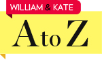 William & Kate A to Z