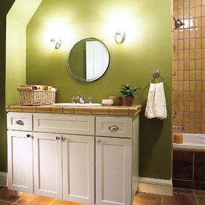 Bathroom Lighting Vanity Fixtures | FURNITURE