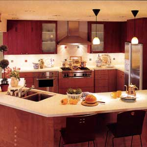 Small Kitchen Designs Islands Determine Kitchen Designs