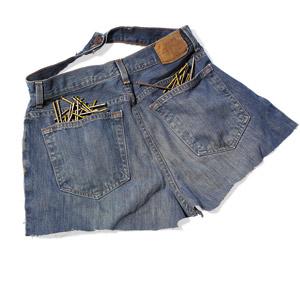 kann man aus einer langen jeans shorts machen auch ohne. Black Bedroom Furniture Sets. Home Design Ideas