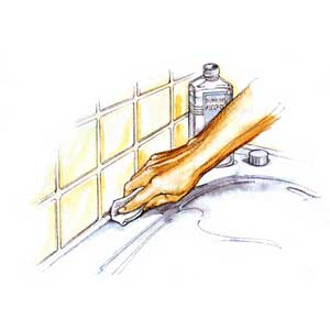 What is the best sealant to use for caulking around a bathtub at