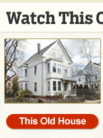 This Old House Televsision Shows
