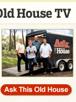 Ask This Old House Television Shows