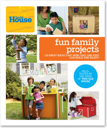 this old house family projects book