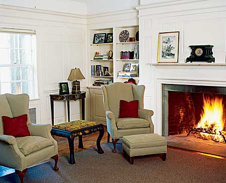 Interior Decorating Home Design Room Ideas Restored Georgian