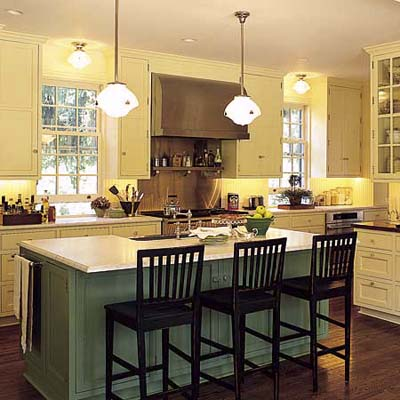 Kitchen Designs Island