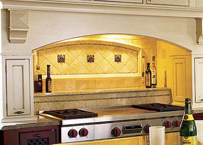Backsplashes For Kitchens Pictures