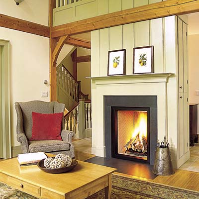 Fire fireplace design ideasphotosfireplace decorate for Interior fireplace designs