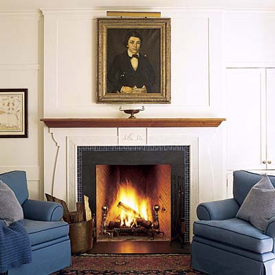 Fireplace Lowdown: How to Light Your Pilot Light - Ergoblog