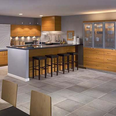 Elegant Modern Kitchen Furniture