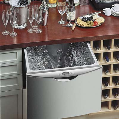 24 in counter dishwasher kitchenaid two drawer under kudd01dsss kitchen design ideas Dishwasher for small space gallery