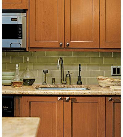 Beau Kitchen Cabinet Hardware Placement | TexAgs