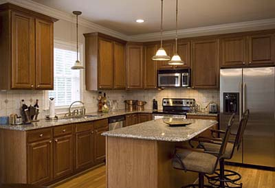 NBA star Chris Paul's kitchen