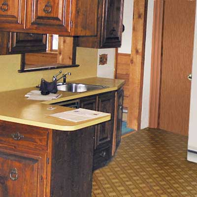 Granite Countertops Through Costco : The Old Post Road: Before and After Kitchen -$6000