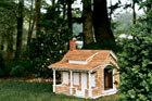 craftsman style dog house