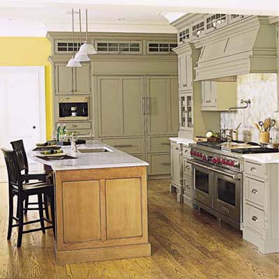Grey Taupe Colored Cabinets Anyone Have
