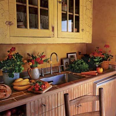 Kitchen Walls Cabinets Finishedhoorayfinished - modern kitchen designs