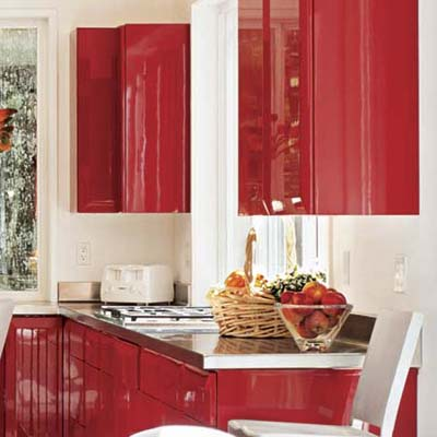 Kitchen Cabinet High Gloss