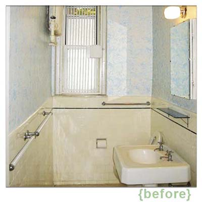 Bath Gets A Classic Redo Sstyle - 1920s bathroom remodel