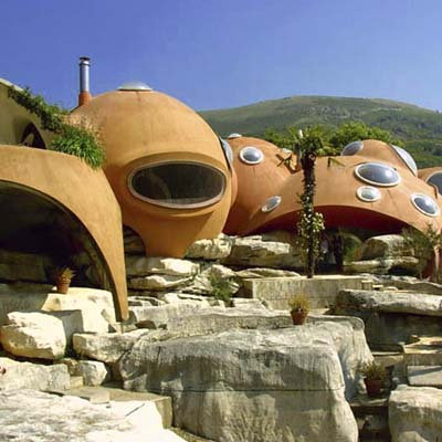 Bubble House | World's Wildest Houses | Photos | House Styles | This Old House