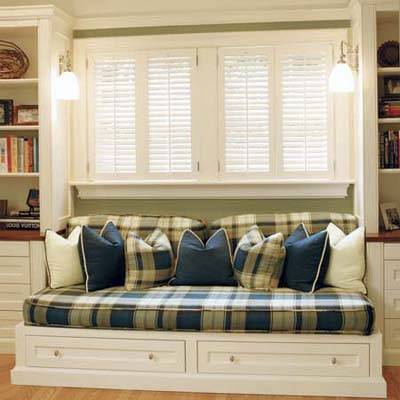 Window Seat Sofa - Home Design