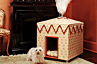 six outrageous dog houses