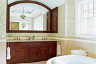 Spacious Bath Redo for Him and Her