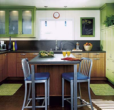 Modern Small Kitchen Design New Home Interior Design