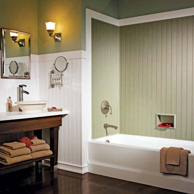 BEAD BOARD BATHROOMS Bathroom Design Ideas