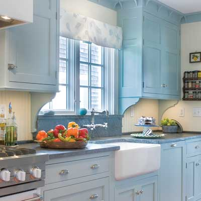 Kitchen Cabinet and Countertop Manufacturers