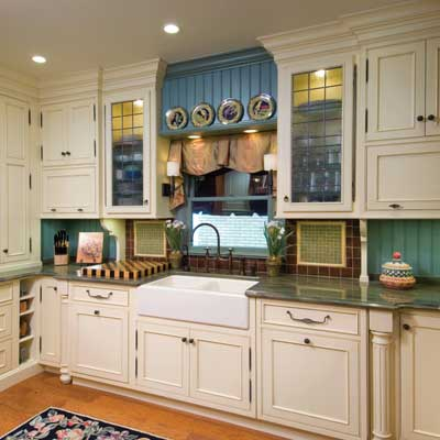 Decorating Ideas For Small Kitchens. Ideas for Small Kitchens