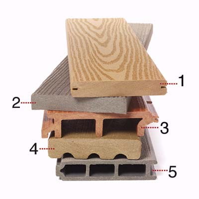 Composite deck composite deck brand comparison for Compare composite decking brands