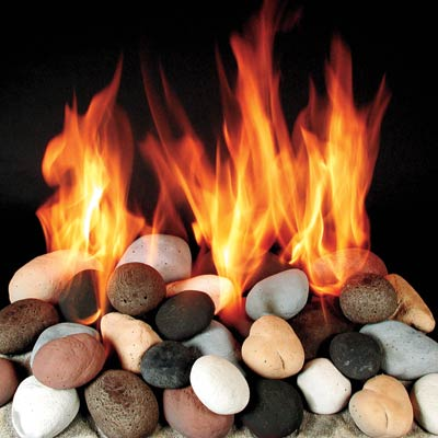 Gas Fireplaces - Our zero clearance gas fireplace main page