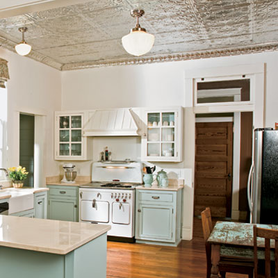 Dishfunctional Designs: Embossed Tin Ceiling Tiles: Recycled ...