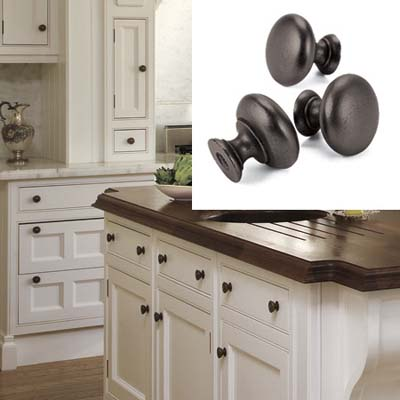 Bathroom Cabinet Hardware On Bronze S Stand Out White Kitchen Cabinets