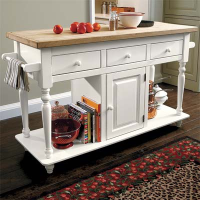 Free standing kitchen free standing kitchens kitchen design for Design kitchen island online