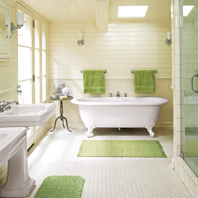 HIGH END BATHROOM TILE DESIGNS : ROOMS : HOME GARDEN TELEVISION.