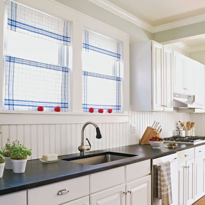 Protect walls easy clean backsplashquick easy modern for Easy to clean kitchen cabinets