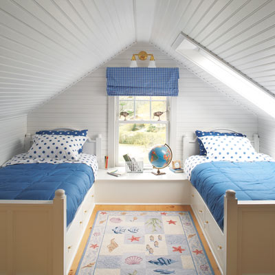 This old house attic before and after the ultimate kid for Attic room