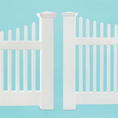 Vinyl Picket Fence Pricing 187 Fencing