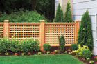How to Build a Wood Lattice Fence