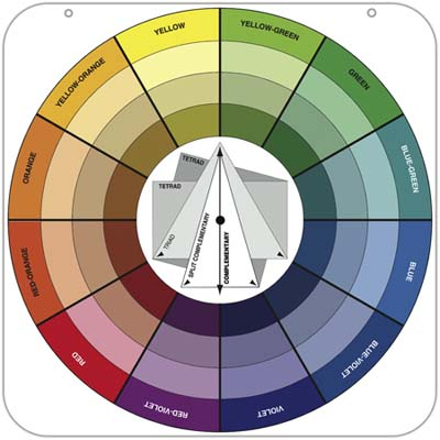 Color Wheel Guide | Choose Paint Colors With a Color Wheel ...
