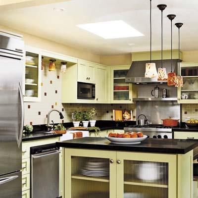 Designer Kitchen on Kitchen Facelift Offers A Fresh  Functional Redo   Photos   Kitchens
