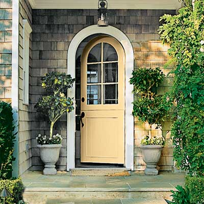 Beautiful Best 25+ Colored Front Doors Ideas On Pinterest | Front Door Paint Colors,  Painting Front Doors And Front Door Painting